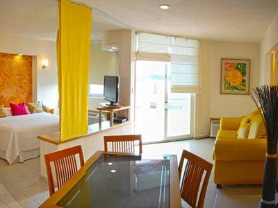 Habitaciones en el Ángeles Suites & Hotel, Veracruz Puerto ...