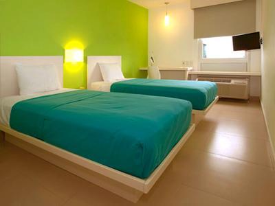 Habitaciones en el Hotel City Express Junior Veracruz ...