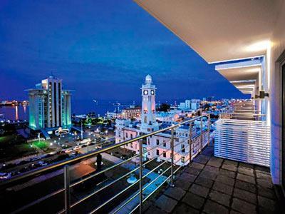 Comentarios en Veracruz Puerto, Hotel Emporio Veracruz