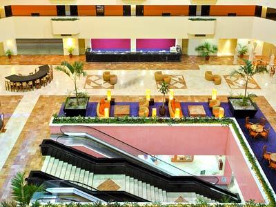 Mapa y Ubicación de Hotel Galería Plaza Veracruz by Brisas ...