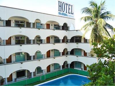 Comentarios en Veracruz Puerto, Hotel Global Express
