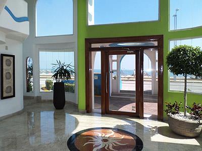 Mapa y Ubicación de Hotel Suites Mediterráneo, Veracruz ...