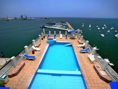 Hotel Mar y Tierra, Veracruz  BestDay.com