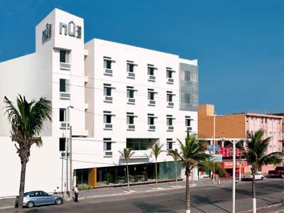 Mapa y Ubicación de Nu Hotel, Veracruz Puerto México