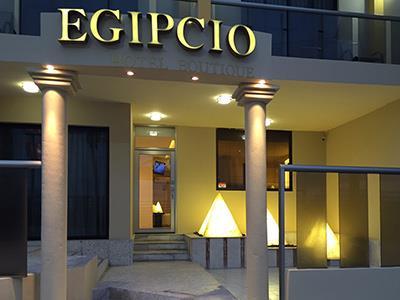 Habitaciones en el Egipcio Hotel Boutique, Veracruz Puerto ...