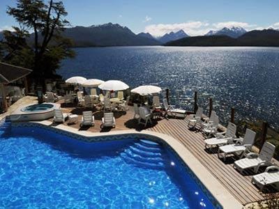 Hotel la posada hoster a and spa villa la angostura for Villas en argentina
