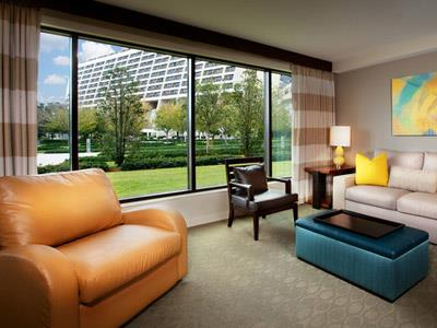 Hotel Bay Lake Tower At Disney 39 S Contemporary Resort Walt Disney World