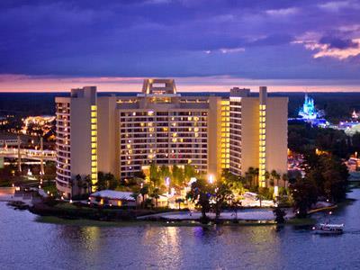 Bay Lake Tower at Disneys Contemporary Resort  Walt