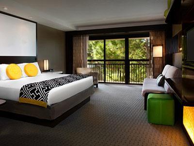 Disney 39 S Contemporary Resort Hotel Walt Disney World