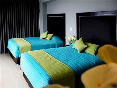 Habitaciones en el Hotel Misión Express Xalapa Centro ...