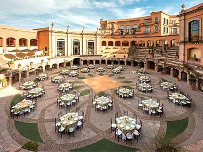 Quinta Real Zacatecas Hotel In Mexico Booking