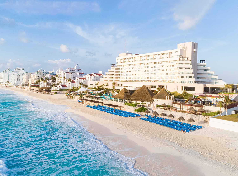 Paquetes a canc n viajes a canc n todo incluido bestday for Villas kabah cancun ubicacion