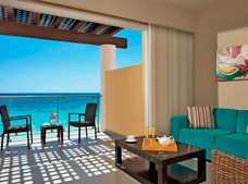 Preferred Club Frente al Mar con Cama King
