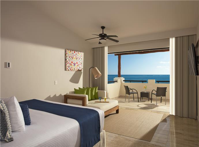 Preferred Club Master Suite Frente al Mar King