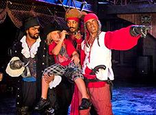Tour Piratas del Caribe